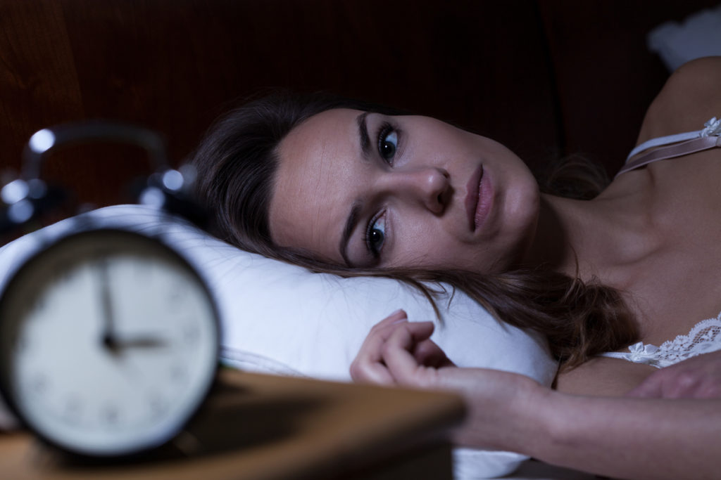 Solution contre l'insomnie